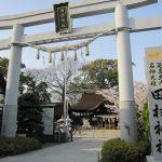 田村神社 日曜市【神社で日曜だけのうどん】